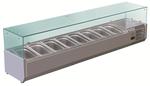 Kühlaufsatz RX1800 (Glas) - 340180 - KBS Gastrotechnik