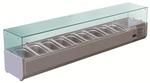 Kühlaufsatz RX2000 (Glas) - 340200 - KBS Gastrotechnik