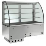 Kühlplatte für Selbstbedienung E-EKVP 3A GN 2/1 SB o. Maschine - 375121 - KBS Gastrotechnik