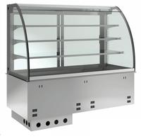 Kühlplatte kundenseitig offen E-EKVP 3A GN 5/1 OP o. Maschine - 379151 - KBS Gastrotechnik