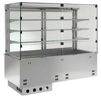 Kühlplatte für Selbstbedienung P-EKVP 3A GN 3/1 SB o. Maschine - 391131 - KBS Gastrotechnik