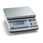 Waage bis max. 30 kg, Netz- und Batteriebetrieb - 40900069M - KBS Gastrotechnik