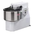 Teigknetmaschine für 18kg Teig 400V Kessel n.entnehmbar - 50112003 - KBS Gastrotechnik