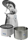 Teigknetmaschine für 18kg Teig 400V Kessel entnehmbar - 50122002 - KBS Gastrotechnik