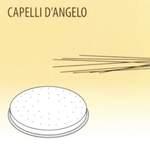 Nudelform Capelle D'Angelo für Nudelmaschine 1,5kg - 50490007 - KBS Gastrotechnik