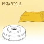 Nudelform Pasta sfoglia für Nudelmaschine 1,5kg - 50490012 - KBS Gastrotechnik