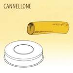 Nudelform Cannellone per ripieno für Nudelmaschine 1,5kg - 50490013 - KBS Gastrotechnik