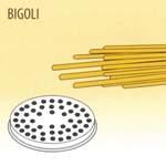 Nudelform Bigoli für Nudelmaschine 1,5kg - 50490014 - KBS Gastrotechnik