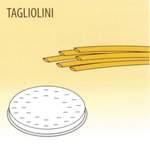 Nudelform Tagliolini für Nudelmaschine 2,5kg bis 4kg - 50490024 - KBS Gastrotechnik