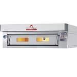 Pizzaofen Premium 6 E für 6 Pizzen ø 30cm elektro, 7,3 kW - 50511007 - KBS Gastrotechnik