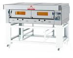 Pizzaofen Premium 12 G für 12 Pizzen ø30cm Gas 24 kW  - 50512003 - KBS Gastrotechnik
