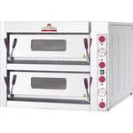 Pizzaofen Allround 4+4 für 4+4 Pizzen ø32cm elektro 9 kW   - 50521004 - KBS Gastrotechnik