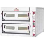 Pizzaofen Allround 6+6 Q für 6+6 Pizzen ø32cm elektro 13 kW - 50521006 - KBS Gastrotechnik