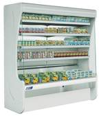 Wandkühlregal Paros 100 - 520103 - KBS Gastrotechnik