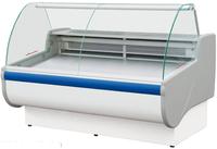 Frischwarentheke ohne Maschine Merado Lux 1380 S stille Kühlung - 573140 - KBS Gastrotechnik