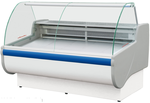 Frischwarentheke ohne Maschine Merado Lux 2550 S stille Kühlung - 573250 - KBS Gastrotechnik