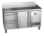 Kühltisch Ready KT2002 mit Aufkantung - 60221019 - KBS Gastrotechnik