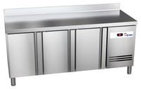 Kühltisch Ready KT3000 mit Aufkantung - 60221021 - KBS Gastrotechnik