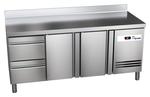 Kühltisch Ready KT3002 mit Aufkantung - 60221022 - KBS Gastrotechnik