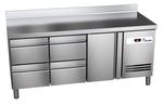 Kühltisch Ready KT3004 mit Aufkantung - 60221023 - KBS Gastrotechnik