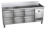 Kühltisch Ready KT3006 mit Aufkantung - 60221024 - KBS Gastrotechnik