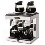 Filterkaffeemaschine mit 4 Glaskannen je 1,8 Liter - 80710004 - KBS Gastrotechnik