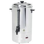 Kaffee-Percolator 6 Liter 40 Tassen in ca. 35 Minuten  - 80910001 - KBS Gastrotechnik