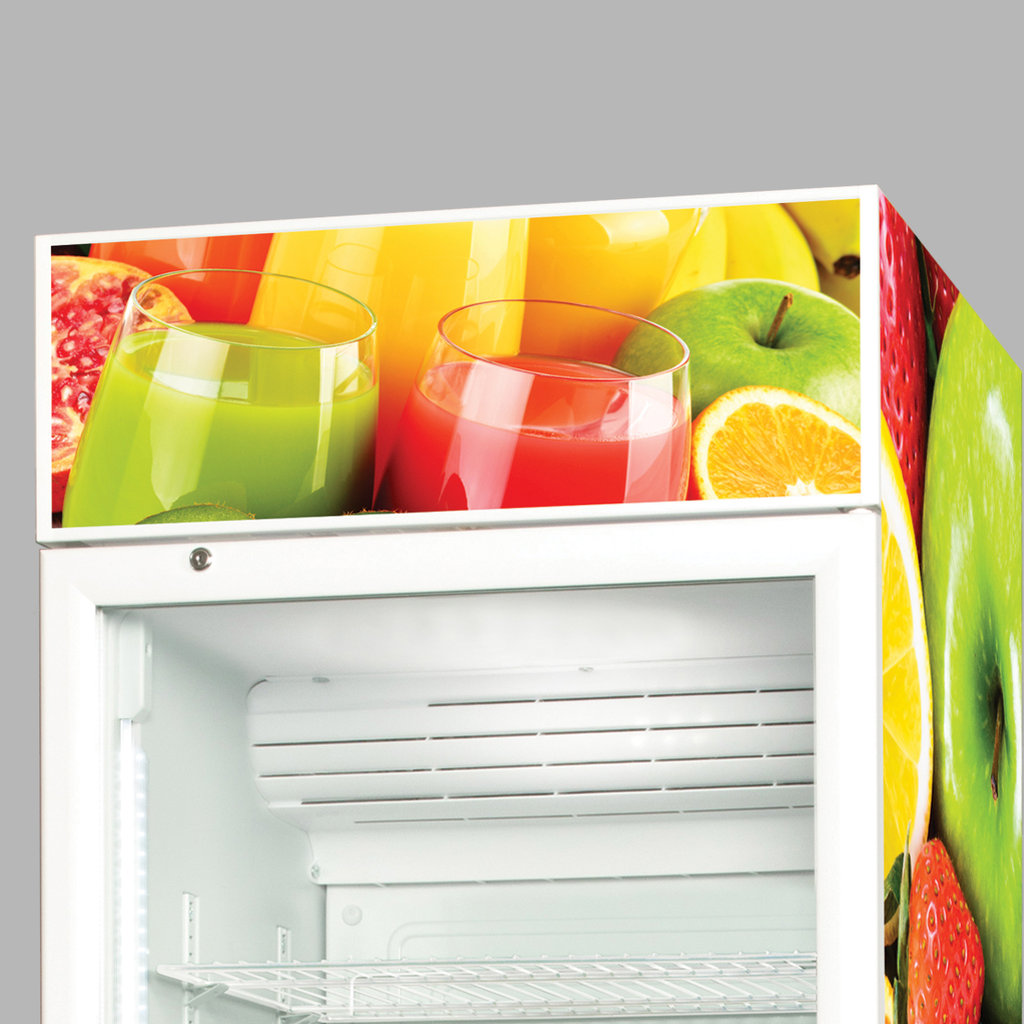 KBS 365 FLK Glastürkühlschrank - KBS Gastrotechnik