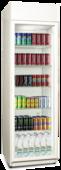 Glastürkühlschrank FLK 365 weiß - 9190025 - KBS Gastrotechnik