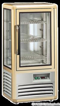 Aufsatzkühlvitrine Junior 120 G - 23321120 KBS-Gastrotechnik