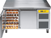 Bäckereikühltische KBS Gastrotechnik