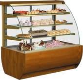 Bäckereiverkaufstheken KBS Gastrotechnik