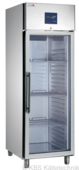 Edelstahlglastürkühlschrank KU 717 G - 110728 KBS-Gastrotechnik
