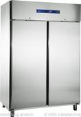Edelstahltiefkühlschrank 2türig TKU 1416 121421 KBS Gastrotechnik
