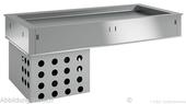 Einbaukühlplatte mit Maschine E EKP GN 2/1 352120 KBS Gastrotechnik
