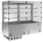 Einbaukühlvitrine Primus Zentralkühlung KBS Gastrotechnik