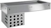 Einbaukühlwanne - Einbaukühlplatte - Zentralkühlung - KBS Gastrotechnik