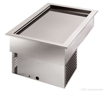 Einbaukühlwanne mit Maschine Bäckerei-/Euronorm Armonia 64/2 - 23520041 KBS-Gastrotechnik