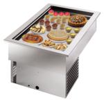 Einbaukühlwanne mit Maschine Bäckerei /Euronorm Armonia 64/3 23520042 KBS Gastrotechnik