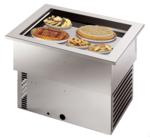Einbaukühlwanne mit Maschine Bäckerei-/Euronorm Armonia 64/1 - 23520040 KBS-Gastrotechnik