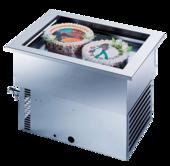 Einbaukühlwanne mit Maschine Bäckerei Euronorm KBS Gastrotechnik