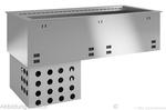 Einbaukühlwanne mit Maschine E EKW GN 2/1 350120 KBS Gastrotechnik