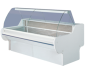 Freikühltheke Imbisstheke Space 1700 50171 KBS Gastrotechnik
