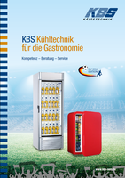 KBS Kühltechnik für die Gastronomie