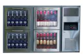 Getränketheke Rheingau 2 306102 KBS Gastrotechnik