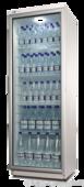 Glastürkühlschrank CD 350 - 9190005 KBS-Gastrotechnik