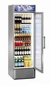 Glastürkühlschrank FKDv 3712 Display Getränke Kühlschrank - 40513712 KBS-Gastrotechnik