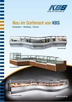 KBS Kältetechnik Kühltheken neu im Programm
