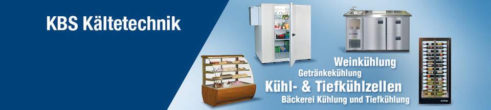 Weinkühlung, Getränkekühlung, Kühl- und Tiefkühlzellen, Bäckerei