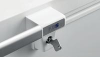 Griff mit Schloss für Labortiefkühltruhen L86TK